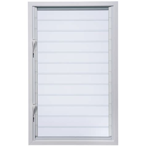 jalousie pvc tuscany 174 series jalousie windows milgard