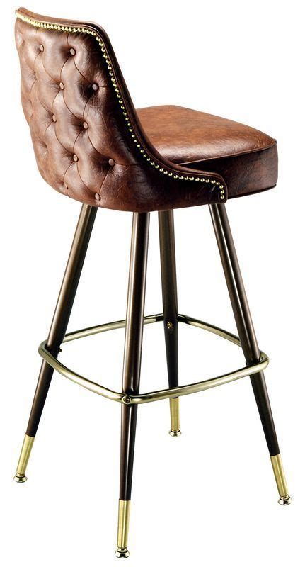 Gold Leather Bar Stools by Best 25 Restaurant Bar Stools Ideas On