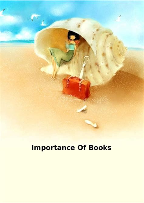the importance of picture books importance of books