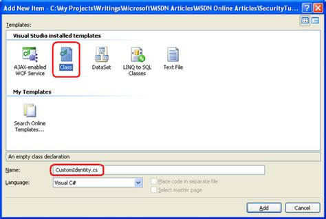 tutorial asp net security forms authentication configuration and advanced topics c
