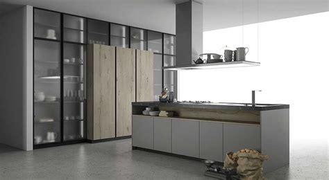 Ante In Vetro Cucina by Cucina Componibile Ante In Vetro Cucina Con Telaio In