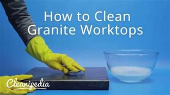 How To Clean Kitchen Worktops by Cleanipedia Vidmoon