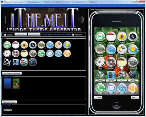 iphone themes creator iphonefreakz all the latest and greatest iphone news