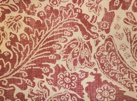 batik upholstery fabric ralph lauren fabrics indian grass batik red