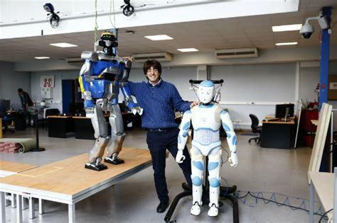 film robot humanoide 192 la rencontre de robots humano 239 des 1jour1actu com l