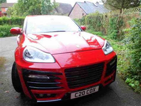 Porsche Cayenne Gas Mileage by Porsche Cayenne 4 5s V8 Top Spec Lpg Gas Low Mileage Car