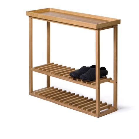 oak sofa table with storage wireworks hello storage console table oak free uk