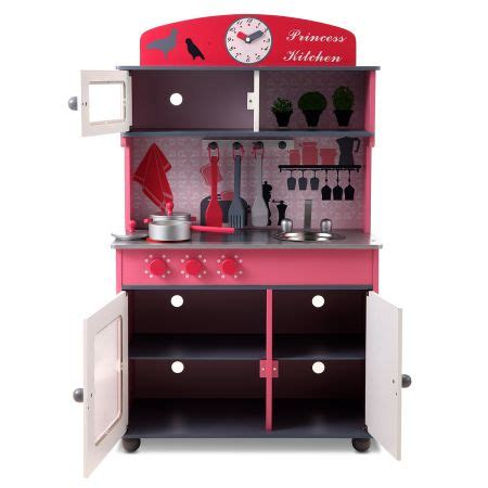Pink Wooden Kitchen by Pink Wooden Kitchen Set Shopping Shopping