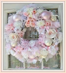 olivia s romantic home romantic rose wreath