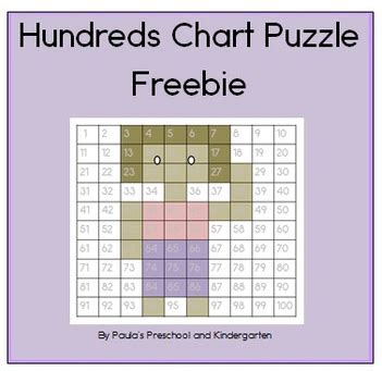free printable hundreds chart mystery pictures the best of teacher entrepreneurs free math lesson 100