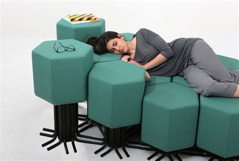 couch lifter lift bit is the world s first digitally transformable sofa