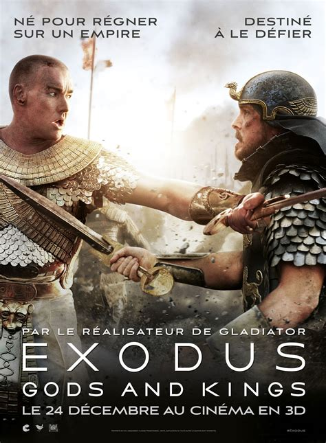 film exodus gods and kings exodus gods and kings film 2014 allocin 233