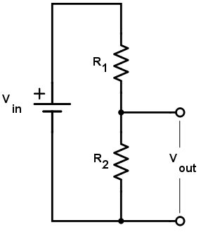simple resistor divider circuit voltage divider calculator electrical engineering electronics tools