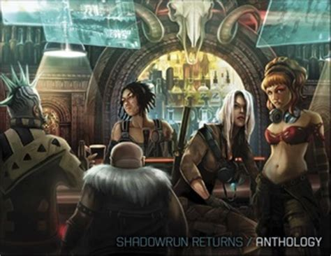 shadowrun returns anthology by weisman reviews