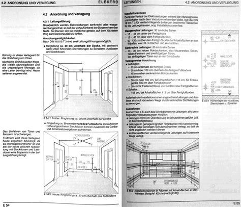 Leitung An Der Decke Verlegen by Habe Ich 252 Berall Stromleitungen In Der Decke Wer Weiss