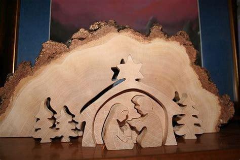 wood nativity scenepuzzle flickr photo sharing