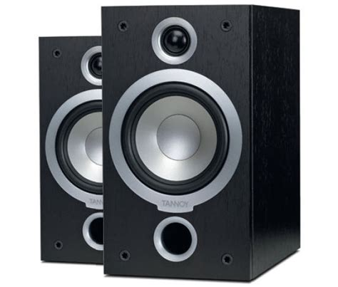 tannoy bookshelf speakers reviews
