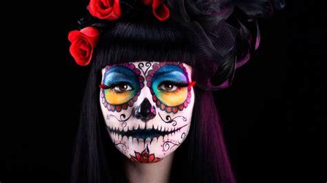 imagenes de catrina halloween looks de maquillaje para disfraz de catrina hogarmania