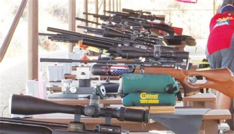 rifle bench rest reviews bench rest air rifle comp usa shooting events gun mart