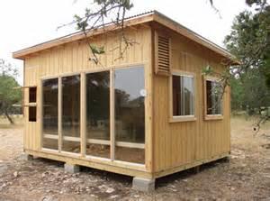 Backyard Cottage Kits by Shinto Inspired Sleeping Cabin Rocky Hill Studio