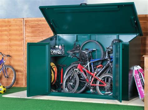 Asgard Bike Shed by Nine Bike Storage Solutions Hooks Racks And Sheds Cycling Weekly