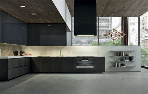 poliform bathrooms phoenix kitchen by varenna contemporary kitchen new