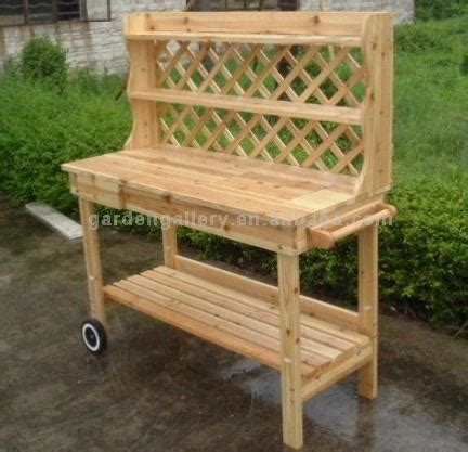 wooden potting bench wooden potting bench wood potting bench treenovation