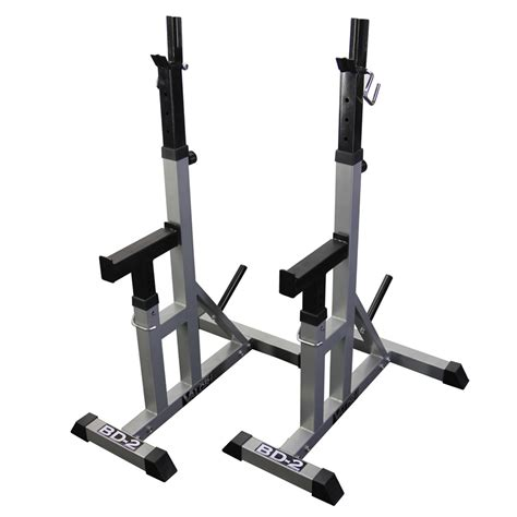 bench safety stands independent bench press stands 700 lb capacity valor