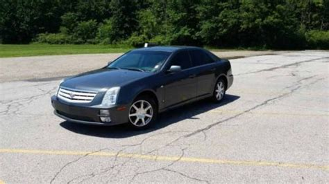 airbag deployment 2007 cadillac sts navigation system find used 2007 cadillac sts sedan 4 door 4 6l v8 99 in north ridgeville ohio united states