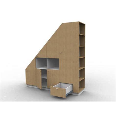meuble sous pente ikea 309 meuble de rangements sous pente ou sous escalier sur