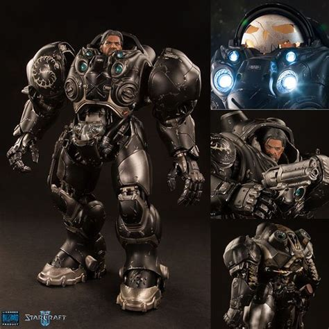 Figure Heroes Of The Starcraft details about sideshow collectibles 1 6 jim raynor figure starcraft ii blizzard