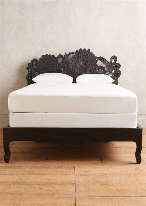 Lotus Bed Frame Handcarved Lotus Bed Home Decor Interiors Beds Lotus And