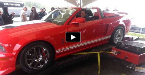 mustang gt dyno 2015 shelby gt500 dyno autos post