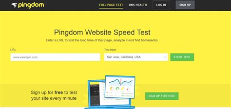 page speed test best website page speed test tools web3canvas