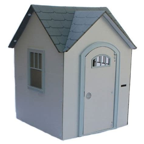 Cardboard Playhouses The Best Playhouse Store Cardboard Cottage Playhouse