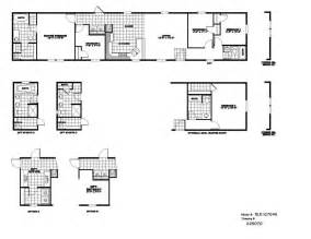 single home floor plans bedroom bath mobile home floor plans ehouse plan with 4