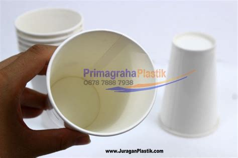 Cup Plastik Polos 5gr 12oz 16oz Khusus Sablon gelas kopi bahan kertas quot paper cup quot stock indent home