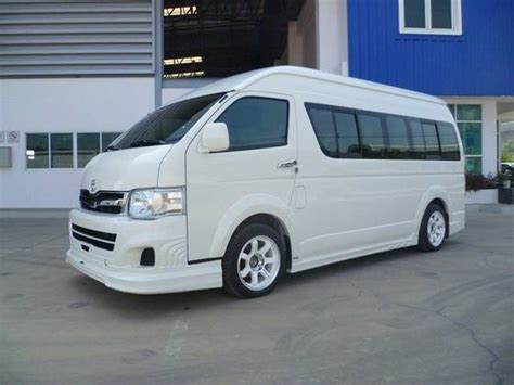 toyota company address sell toyota hiace commuter 15 seats with spec id