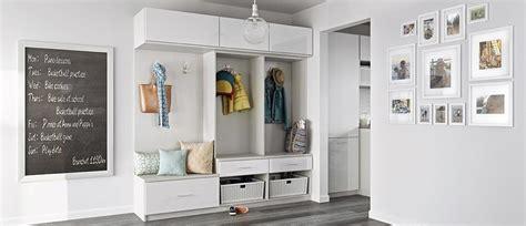 mudroom storage entryway organization california closets