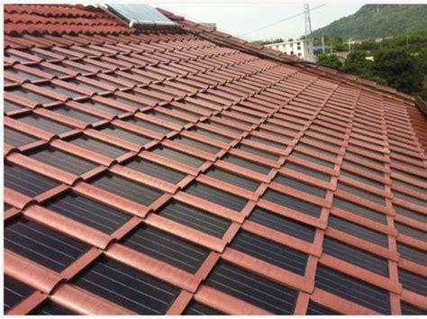 tile roof solar terracotta solar roof tiles roselawnlutheran