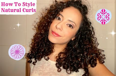 3a Hair Type by How To Style Curly Hair Type 3a 3b Hair