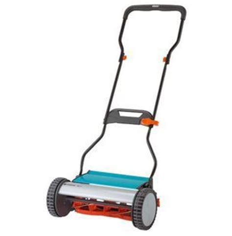 gardena 4021 manual mute mower lawn mower grass cutting