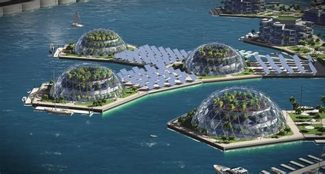 A Floating City why polynesia could the world s floating