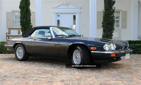 1990 jaguar xjs convertible 1990 jaguar xjs base convertible 2 door 5 3l