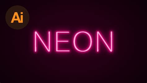 how to make 3d neon light typography learn how to create a neon text effect in adobe