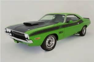 Dodge Challenger 69 69 Dodge Challenger Hemi T A Cars I Would
