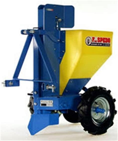 Spedo Potato Planter by Farm Maxx Potato Planter Carver Equipment Pto 3 Point