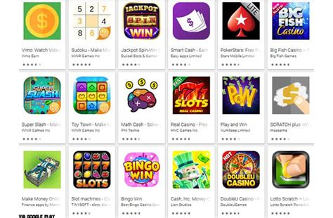 real money playing games    apps
