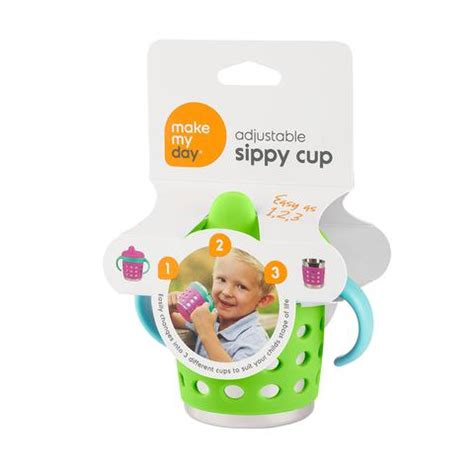 Make My Day Adjustable Sippy Cup products make my day products
