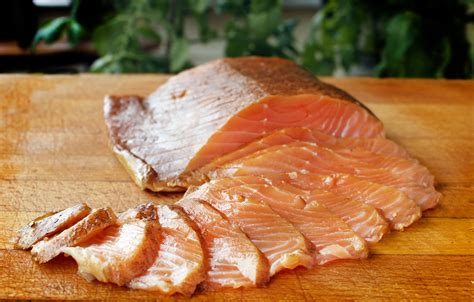 Cold Smoked Salmon So Delicious That Youll Want To Build Your Own Smokehouse 2006 Iffa 2 by Cold Smoked Salmon All That Cooking